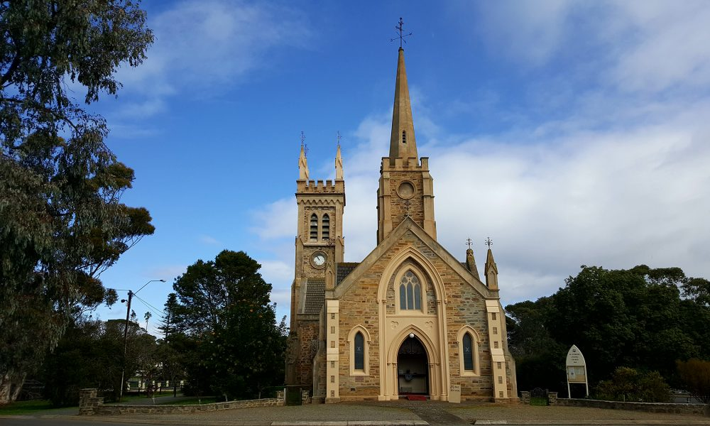 St Andrews Church Strathalbyn External 1